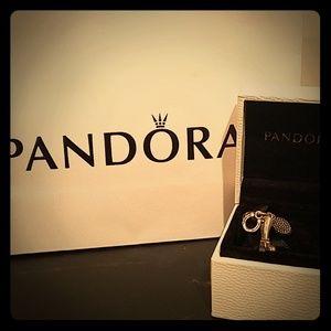 Pandora Equestrian Charm w/Box